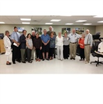 Donors and Staff Celebrate Renovation of SVMC's Cardiac Rehabilitation Department