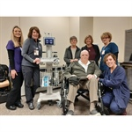 Community Members Donate Guided Technology for PICC Line Placement