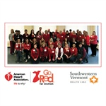 SVHC Employees Go Red for Women