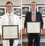 SVHC Podiatry Residency Program Graduates Two