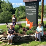 Donors Beautify SVMC Deerfield Valley Campus